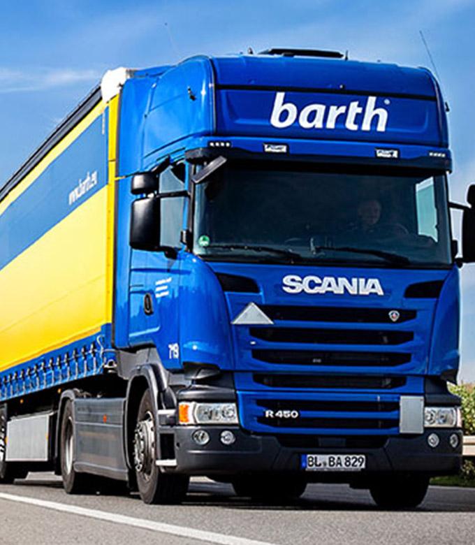 Barth logistic transport